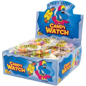 Candy Watch Display Box (48 pcs)