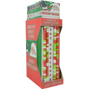 Christmas Naughty & Nice Dual Candy Necklaces (24 pcs)