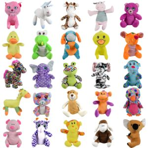 Jumbo 100% Premium Generic Plush Kit 12''-16'' (50 pcs)
