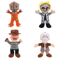 Horror Movie Characters Plush 13.5''
