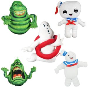 Ghostbusters Mix Plush 10''-12''