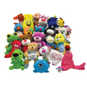 Jumbo 100% Generic Plush 99 Piece Kit