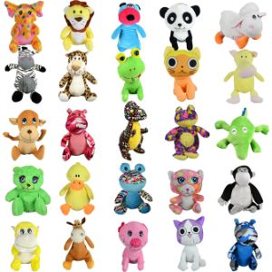 Jumbo 100% Generic Premium Mix 3 Plush Kit (50 pcs)
