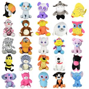 Jumbo 100% Generic Mix 5 Plush Kit (50 pcs)