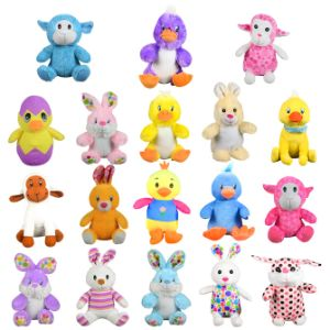 Jumbo 100% Generic Spring Plush Kit 12''-15'' (54 pcs)