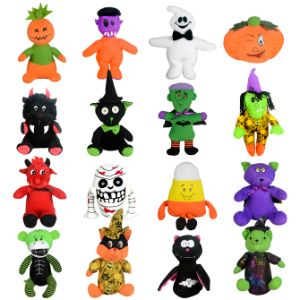 Jumbo 100% Generic Halloween Plush Kit (50 pcs)