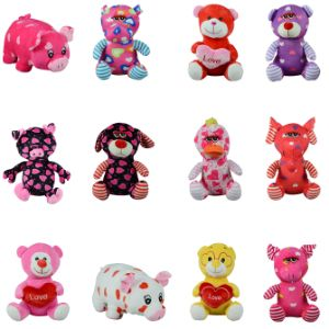 Jumbo 100% Generic Valentine Plush 54pc Kit
