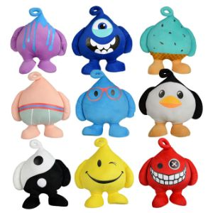 Jumbo Globsters Plush Kit 12'' (45 pcs)