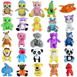 Jumbo 100% Generic Value Plush Kit $1.99avg (75 pcs)