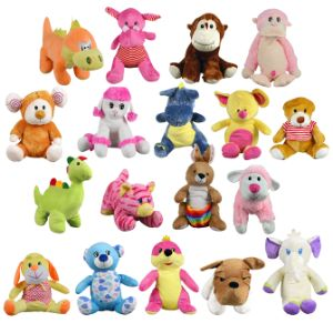 Jumbo 100% Generic Mix 6 Plush Kit (72 pcs)
