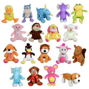 Jumbo 100% Generic Mix 7 Plush Kit (72 pcs)