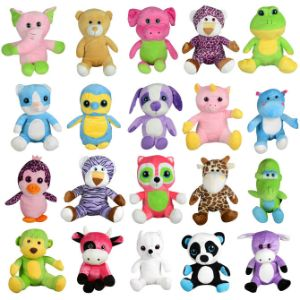 Jumbo 100% Generic Mix 8 Plush Kit (60 pcs)