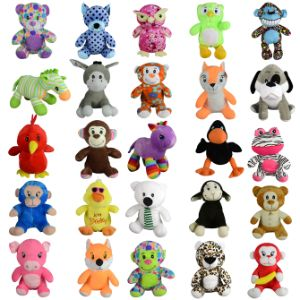Jumbo 100% Generic Mix 9 Plush Kit (50 pcs)