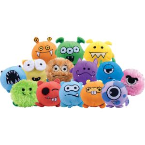 Medium Germies Series 1 Plush Kit 5'' (238 pcs)