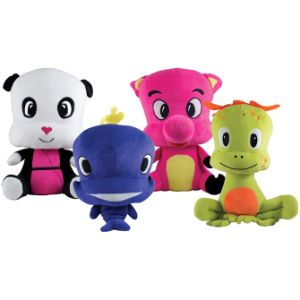 Jumbo Plusheez Plush Kit 11'' (48 pcs)