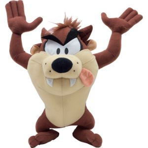 Tazmanian Devil Plush 11''