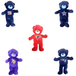 NFL Color Bear Plush 14''