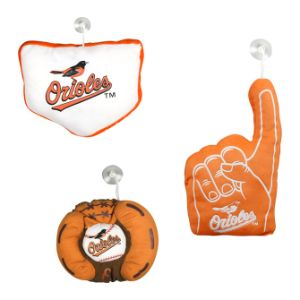 MLB Orioles Plush Mix