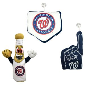 MLB Nationals Plush Mix