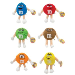 M&M Characters Plush Mix 14''