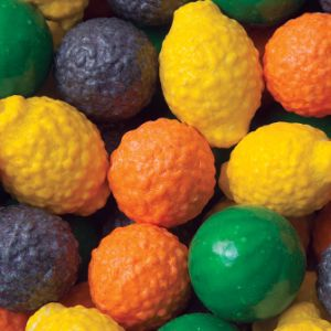 850 Count Fancy Fruit Gumballs