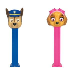 PEZ Paw Patrol Dispensers Display Box (12 pcs)