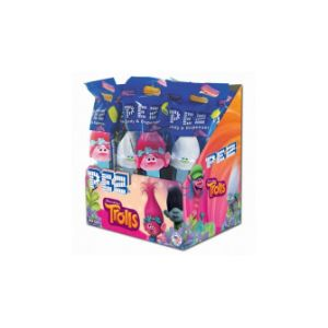 PEZ Trolls Dispensers Display Box (12 pcs)