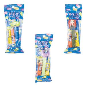 PEZ Best of Pixar Dispensers Display Box (12 pcs)