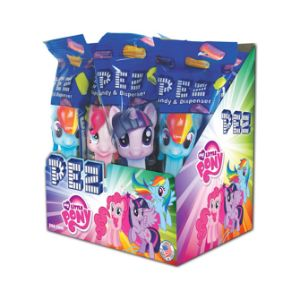 My Little Pony PEZ Dispenser Display Box (12 pcs)