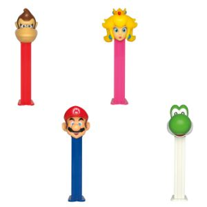 PEZ Nintendo Dispensers Display Box (12 pcs)