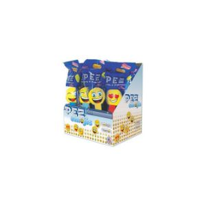PEZ Emojis Dispensers Display Box (12 pcs)