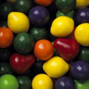 138 Count Mega Fruit Gumballs