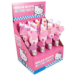 Hello Kitty Candy Fan Display Box