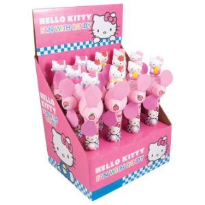 Hello Kitty Candy Fan Display Box (12 pcs)