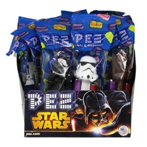 PEZ Star Wars Dispensers Display Box (12 pcs)