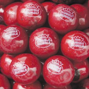 850 Count Black Cherry Gumballs