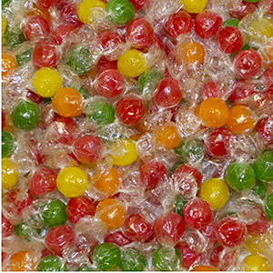 Sour Balls Hard Candy - Case ( approximately 3780 pcs)