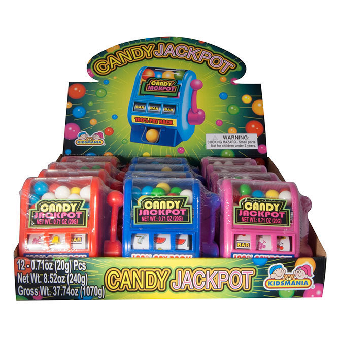 Candy slot machines jim prevost procter gamble