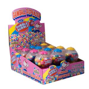 Dubble Bubble Mini Gumball Machines - Case