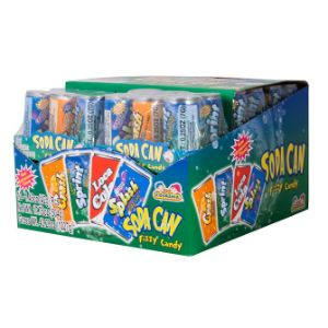 Soda Can 6 Pack - Case