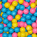 850 Count Cotton Candy Gumballs