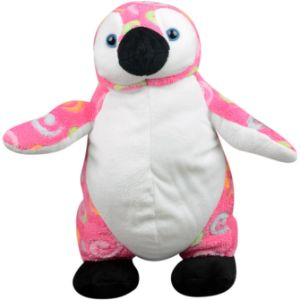 Swirl Penguin Plush 14''