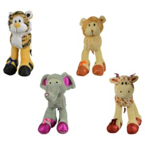 Standing Jungle Plush 12''