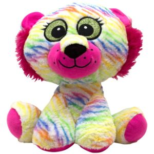 Pretty Tiger Plush 14.5''