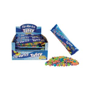 Fla-Vor-Ice™ Taffy Bites Display Box (20 pcs)