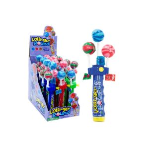 Lolli-Go-Round Lollipops Display Box (12 pcs)