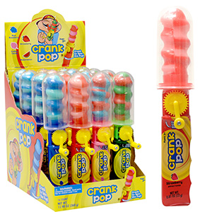 Crank Pops Display Box (16 pcs)