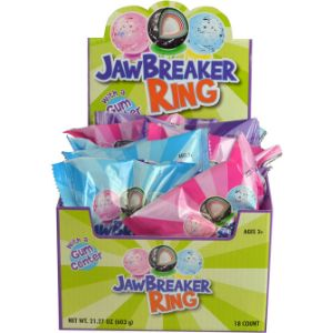 Jawbreaker Ring Display Box (18 pcs)