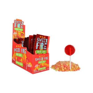 Sweet Fire Sriracha Dip-N-Lik Display Box (18 pcs)