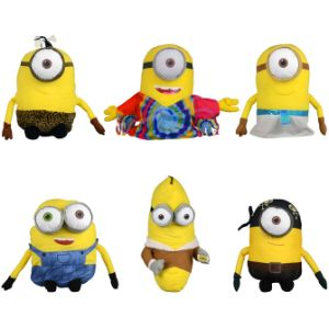 Big One Minion Movie Plush Kit 22''-26'' (6 pcs)